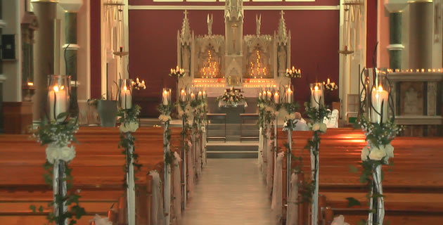Candles For Weddings Church Candles Wedding Church Candles